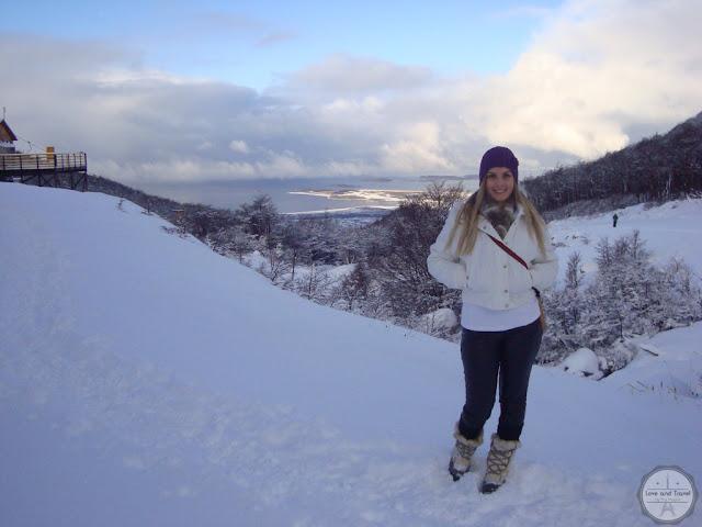 look inverno neve ushuaia