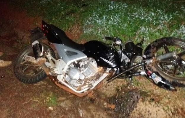 Jovem de 20 anos morre em acidente na PR-466