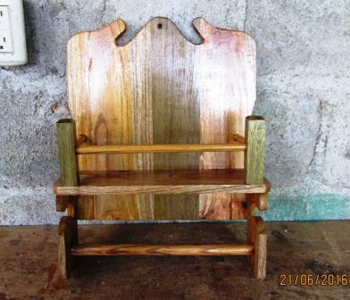 C mo hacer un especiero de madera piense algo y sienta hondo - Como hacer un especiero ...