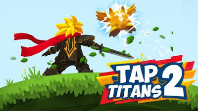 Free Download Game Tap Titans 2 Mod APK v2.1.0 (Full Hack Unlimited Money) For Android