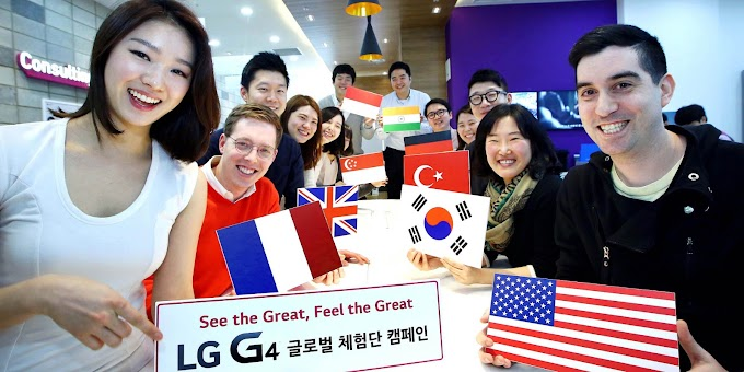 LG G4 will be offered to 4000 customers to test ahead of launch