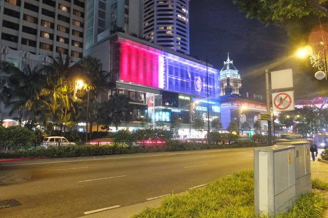 singapore-city シンガポールの街並み