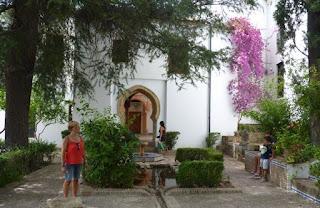 El Palacio de Mondragón de Ronda.