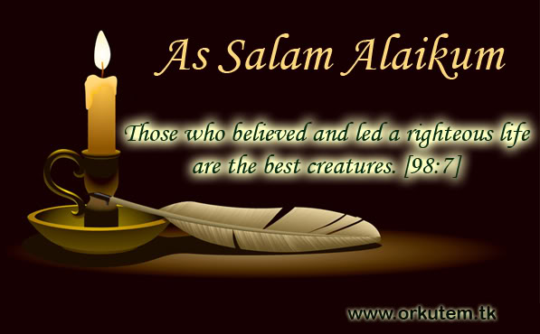 As Salam Alaikum with Quran Quotes quot Quran Quotes In English