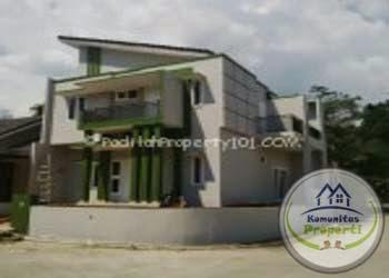 Dijual Rumah Cendana Residence Tangerang