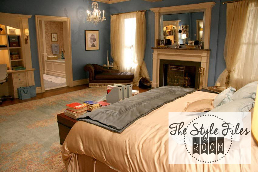 The Style Files Blair Inspired Room Gossip Girl Decor
