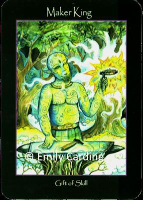 Tarot of the Sidhe Maker King