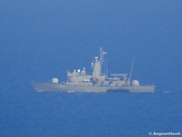 Ηλεκτροσόκ: Φαίνεται ότι επιβεβαιώνεται η πληροφορία για τουρκική επιθετική ενέργεια σε νησί του Αιγαίου που απετράπη
