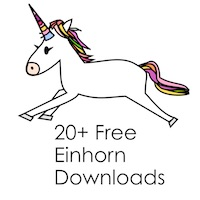 20 Free Einhorn Downloads