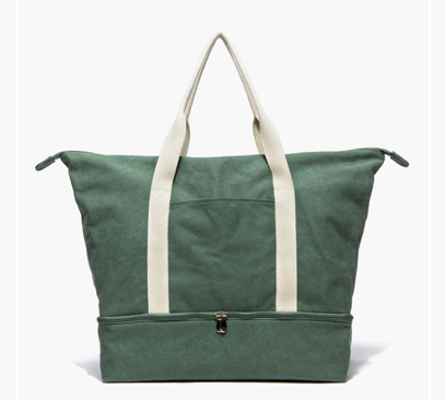 Lo & Son's weekender bag - perfect for all upcoming summer travels
