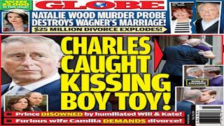 Il Principe Carlo d'Inghilterra sorpreso a baciare un uomo - foto