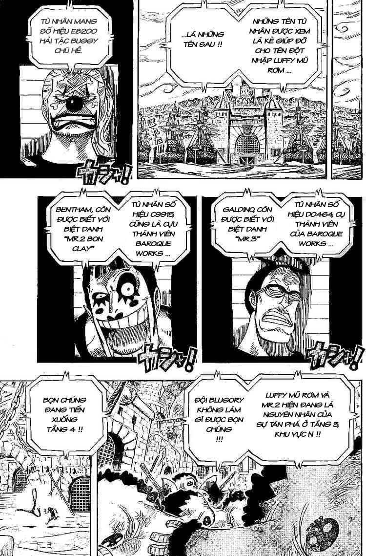 One Piece Chap 532
