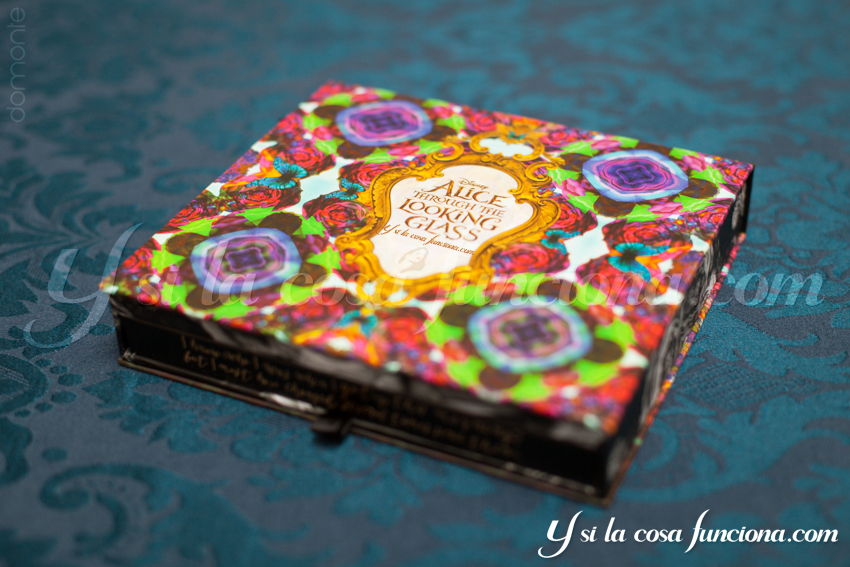 Alice Through the Looking Glass Palette Review Ysilacosafunciona