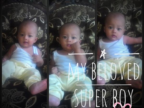 Surat cinta untuk super boy