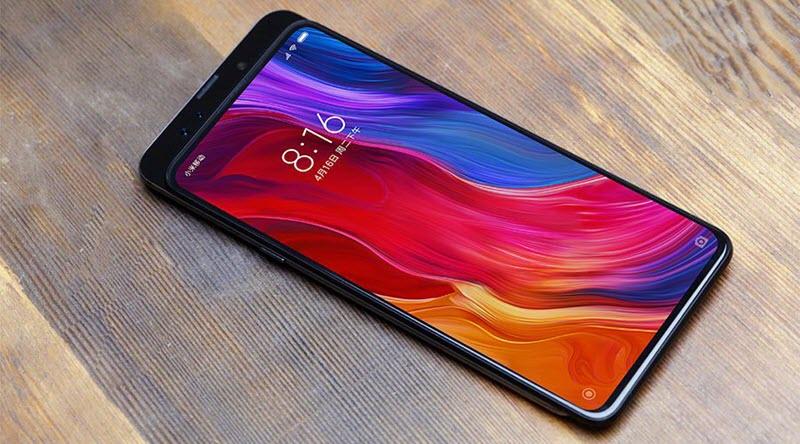 شاومي تكشف هن هاتف Mi Mix 3 مع شاشة بدون حواف ورام بحجم 10 جيغا