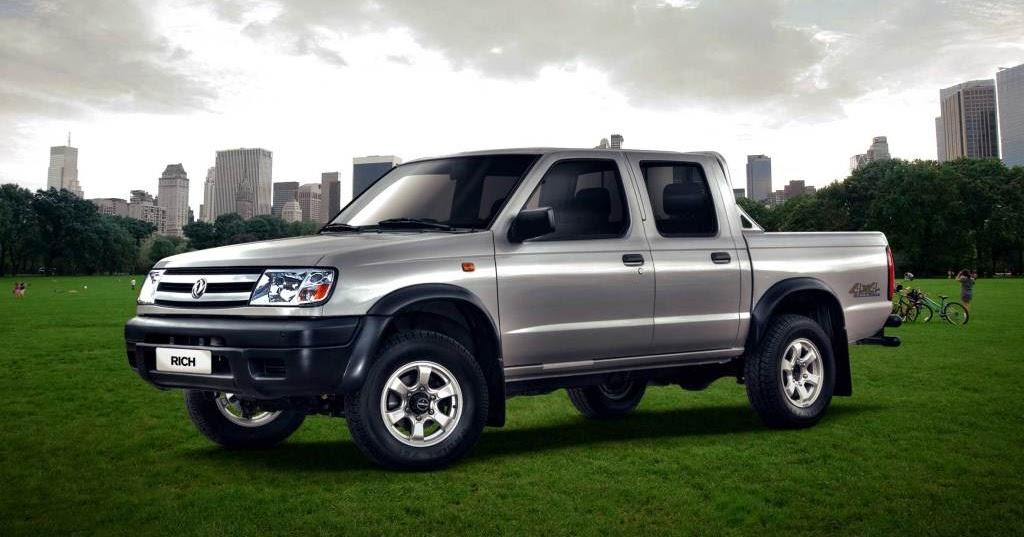 Lanzamiento: ZNA (Zhengzhou Nissan Automobile) Rich