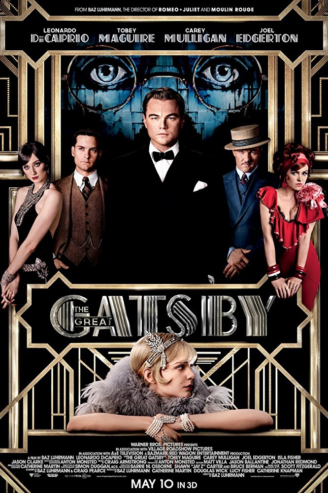 New Hindi Movei 2018 2019 Bolliwood: The Great Gatsby (2013) Hindi Dual Audio 720p BluRay