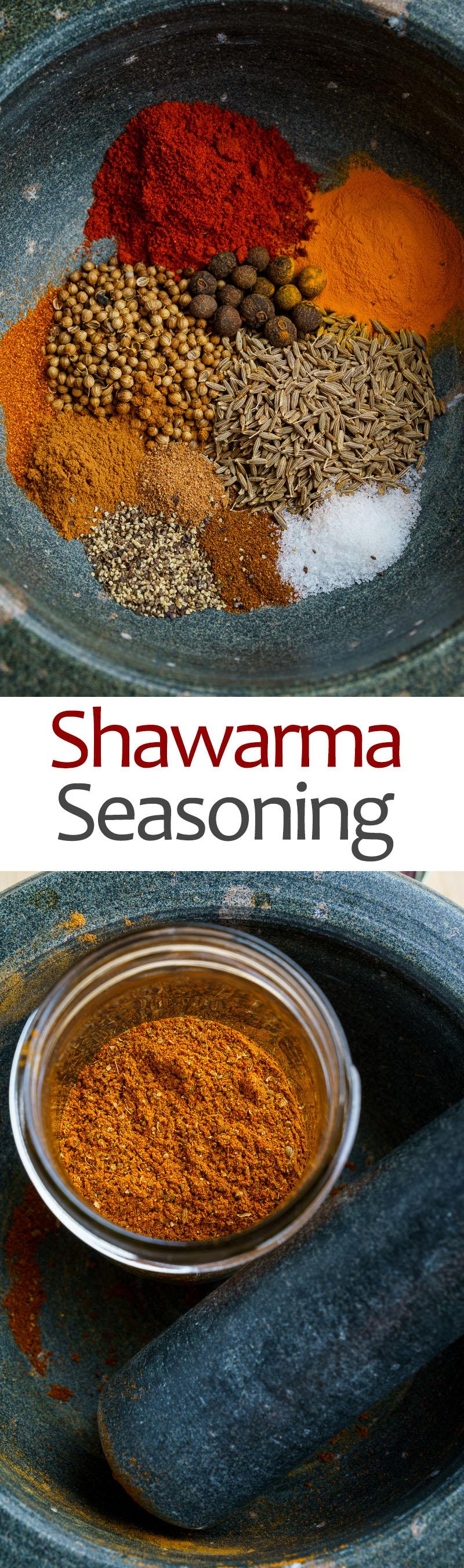 Shawarma Seasoning