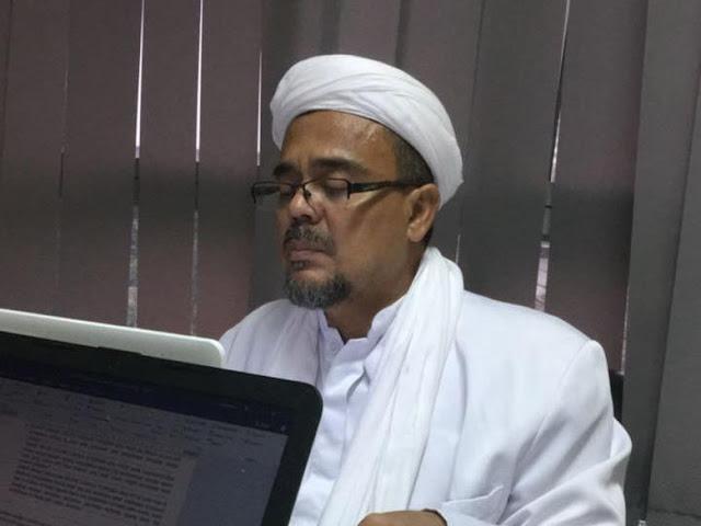 Sandiaga: Habib Rizieq Ulama yang Konsisten Memperjuangkan Kebenaran