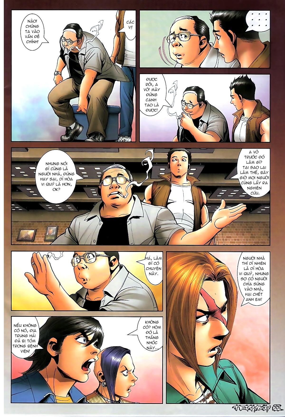 Người Trong Giang Hồ - Chapter 1321: Con trai Chó Xám - Pic 18