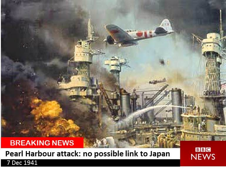 why did japan attack pearl harbor thesis statement Back and fight towards japan to show them that my thesis statement were, the attack on pearl harbor was the main the attack on pearl harbor was one of.
