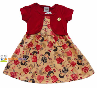 Moda Infantil para revenda
