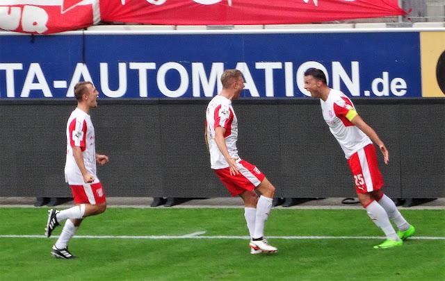 Hallescher FC 2-1 Wiesbaden