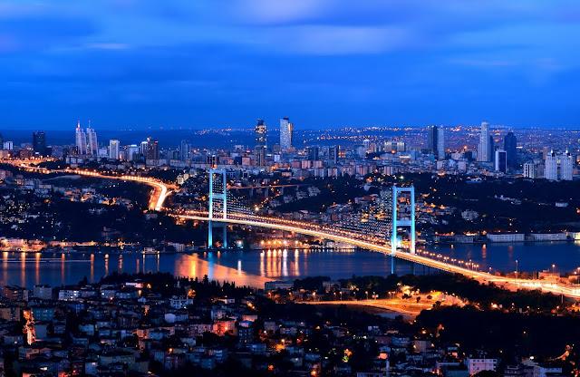 Lugares para ficar em Istambul