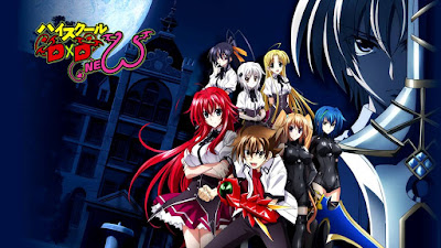 Download High School DxD New  Episode 1 - 12 + OVA Subtitle Indonesia