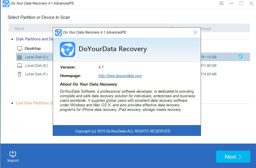 disk recovery wizard 4.1 crack