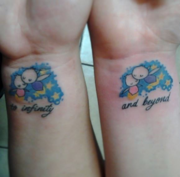 Best Friends Tattoos