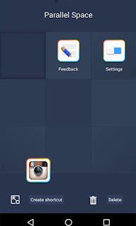Add More App like facebook