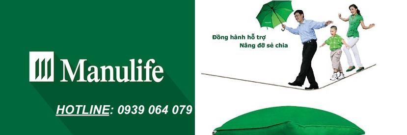 Bảo hiểm Manulife - bảo hiểm hạnh phúc gia đình trường thọ