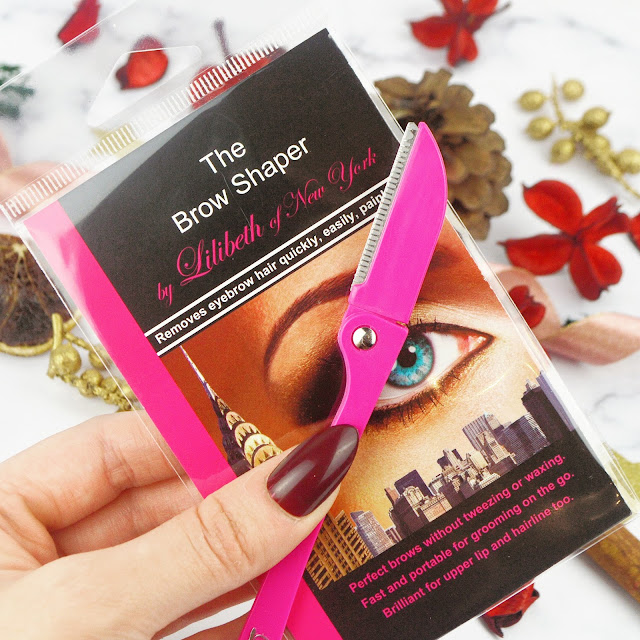 Instant Beauty Fix Products Review Lilibeth of New York Brow Shaper Lovelaughslipstick Blog