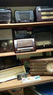 Aneka Radio Jadoel Era 1930 an , Kondisi Terawat dan Berfungsi Baik