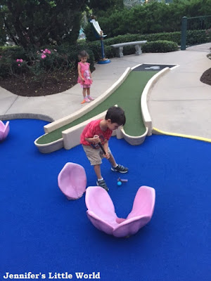 Fantasia Gardens miniature golf