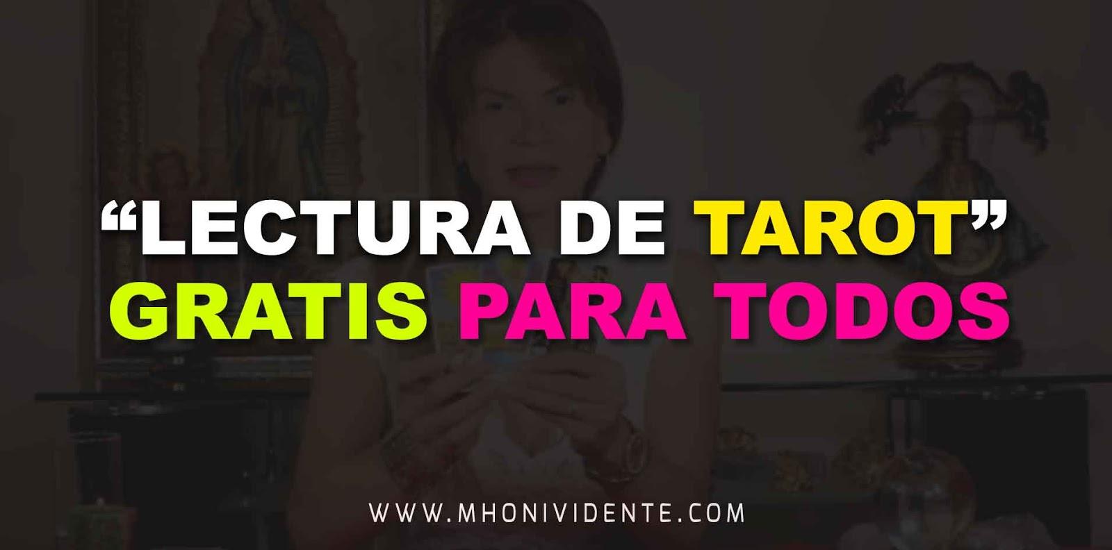 LECTURA DE TAROT PARA TODOS