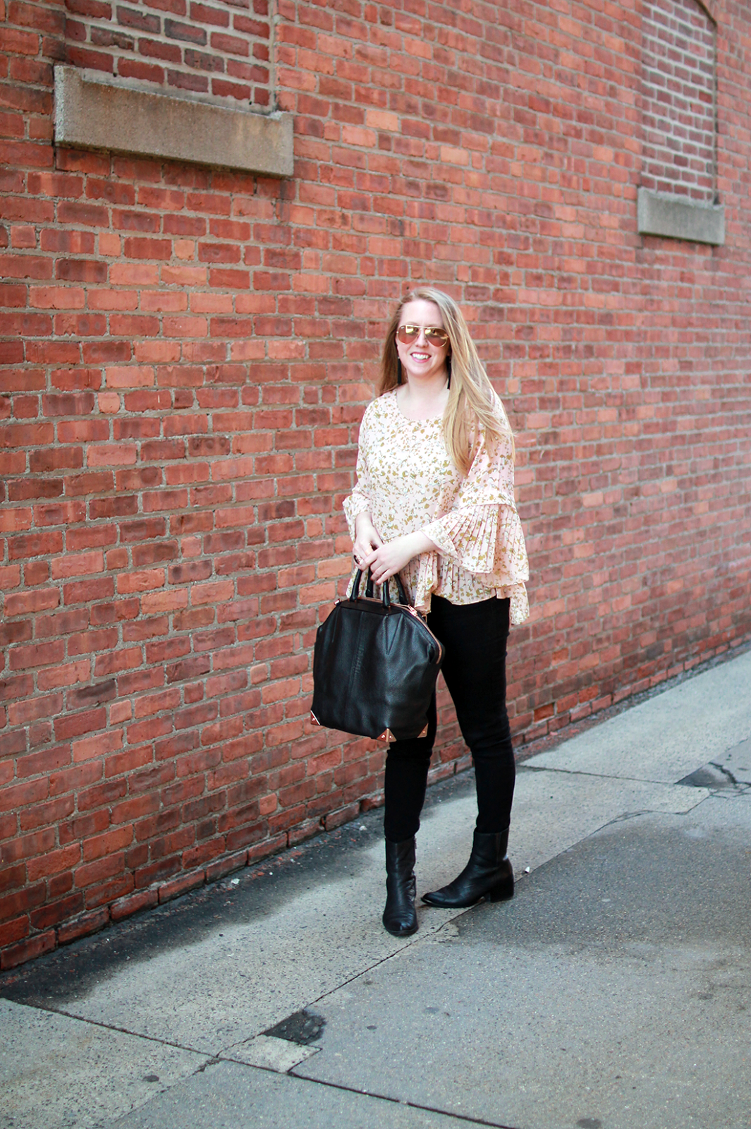 boston spring fashion blogger; new england style blogger; femme boutique boston blogger; femme boutique collaboration;