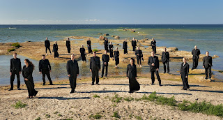 Estonian Philharmonic Chamber Choir - photo Kaupo Kikkas