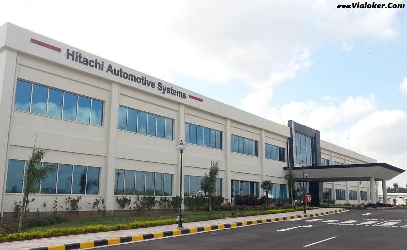 Loker Via Pos Cikarang PT.Hitachi Automotive System Indonesia Kawasan Deltamas Cikarang