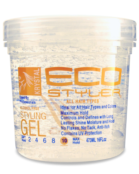 best hair styling gel for which eco styler gel should you use fabellis 5487