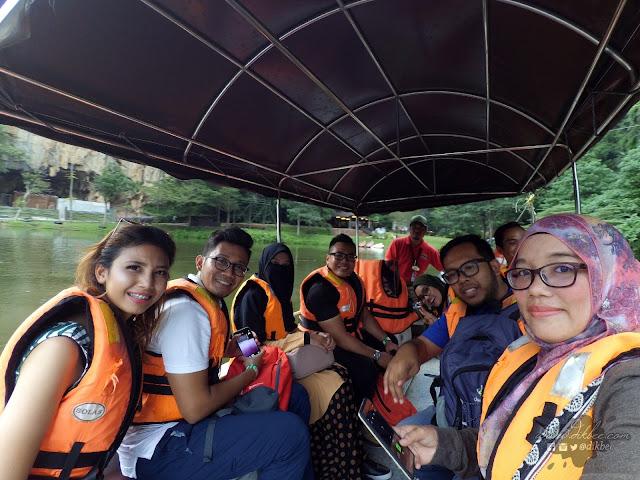 Glamping : Pengalaman Berkhemah Di Lost World Of Tambun