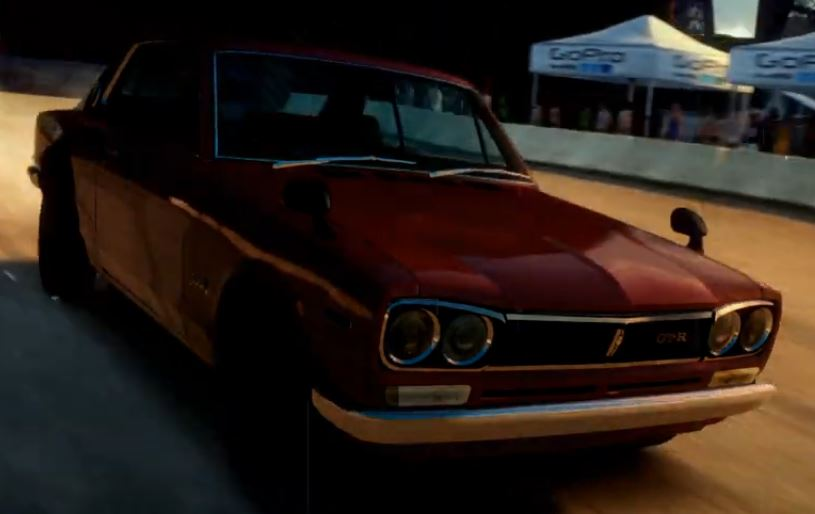 Nissan Skyline 2000GT R 1971
