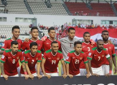 Timnas Indonesia di AFF Suzuki Cup 2016