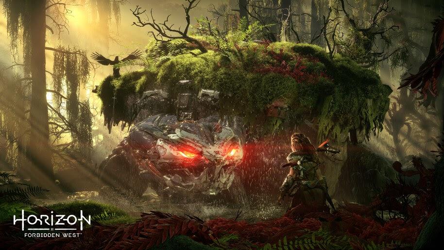 Horizon Forbidden West, PS5, Game, 4K, #5.2035