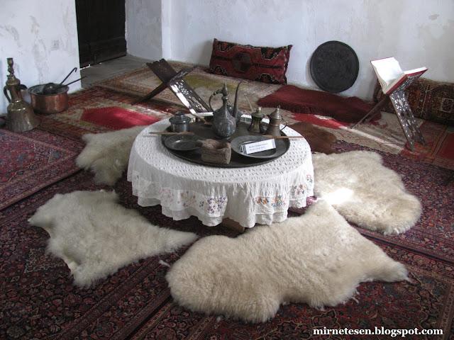 Кухня в доме дервишей (музей, Никосия)