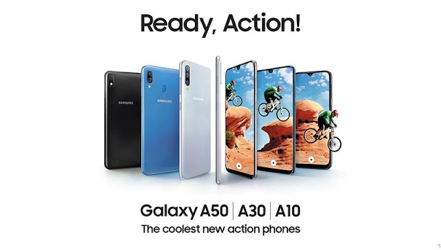 Specification of samsung galaxy A50