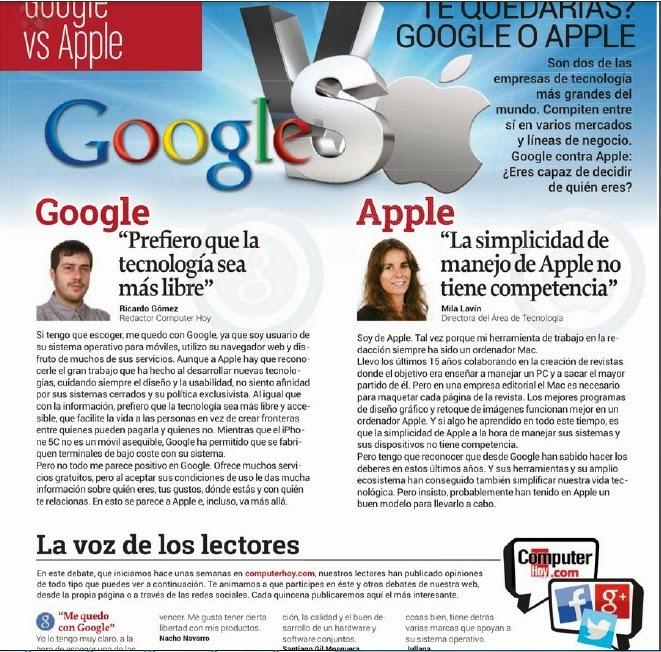 Revista Computer Hoy Noviembre del 2013