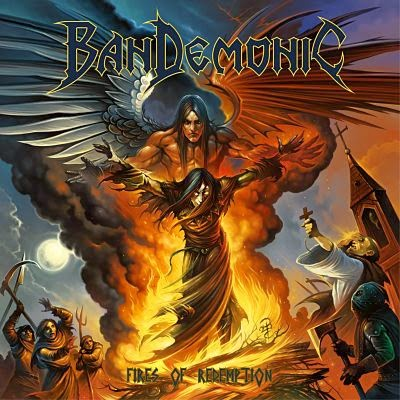 "BanDemoniC: ""Fires Of Redemption"" review"