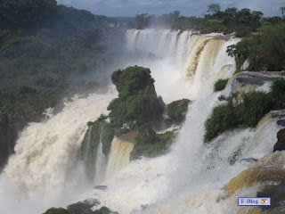 Parque Nacional Iguazu  Cataratas